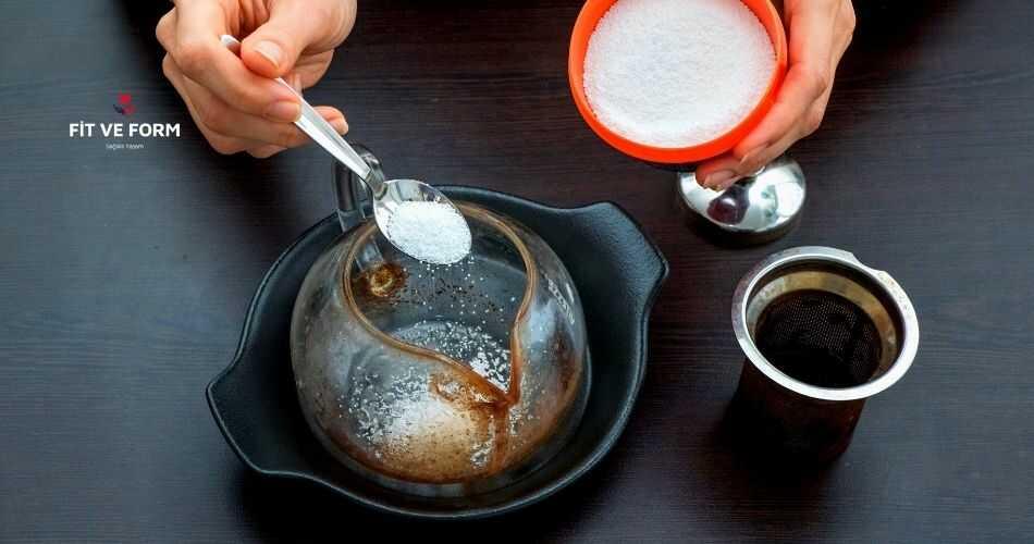 Çaydanlık kireci nasıl temizlenir