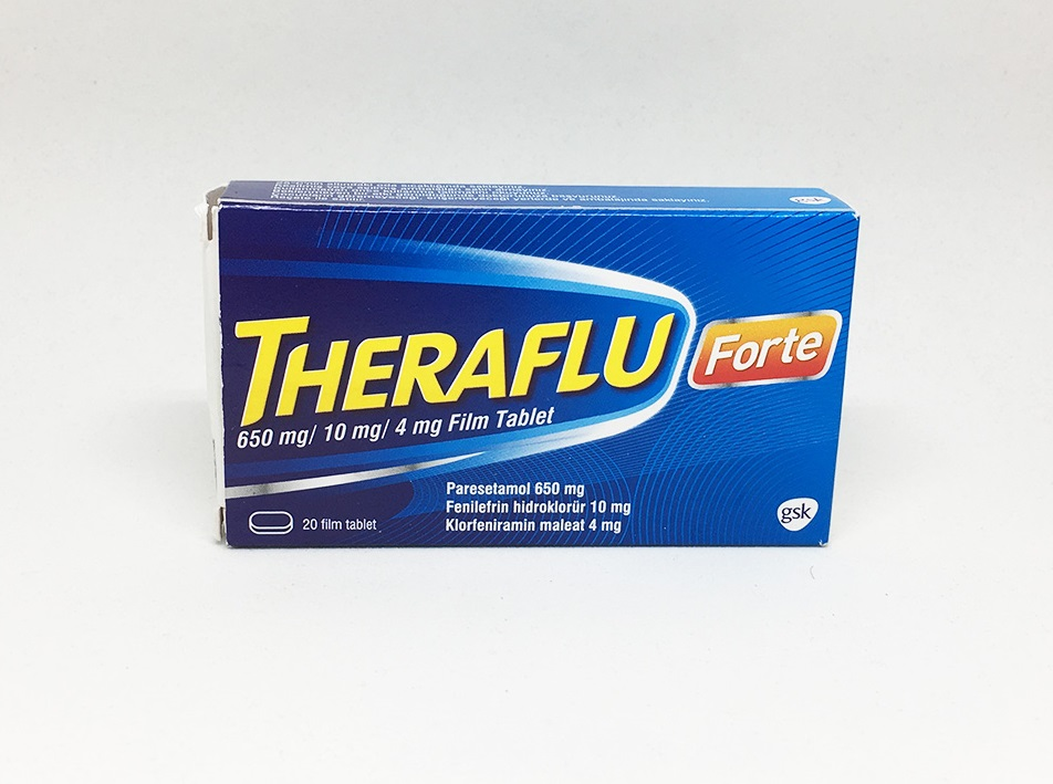 Theraflu Forte Nedir ve Ne icin Kullanilir