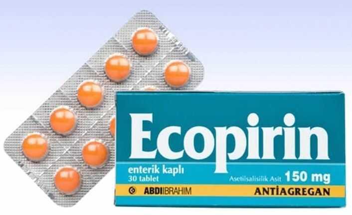 ecopirin nedir ne icin optimized