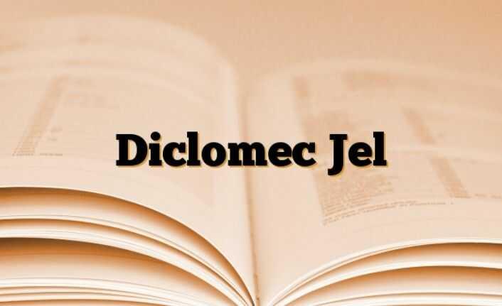 diclomec plus jel ne Ise yarar