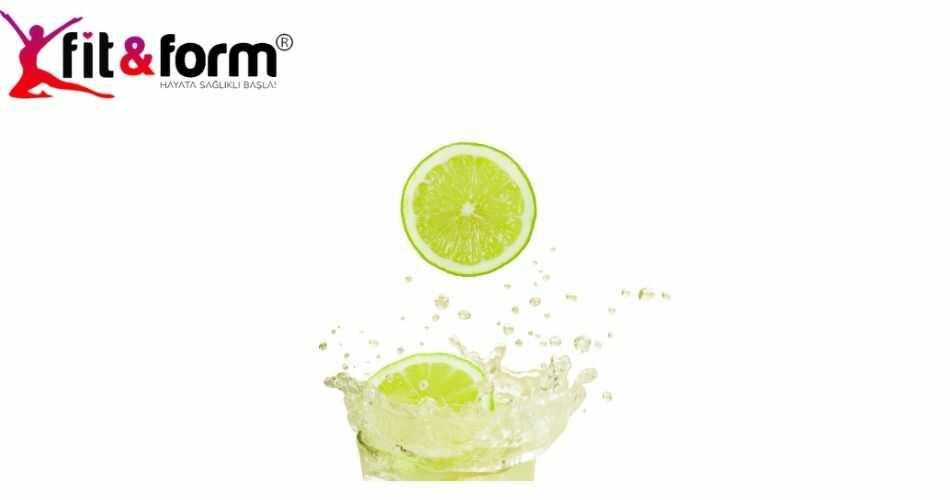limonlu su 6
