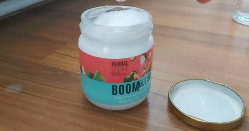 Boom Butter kullanımı