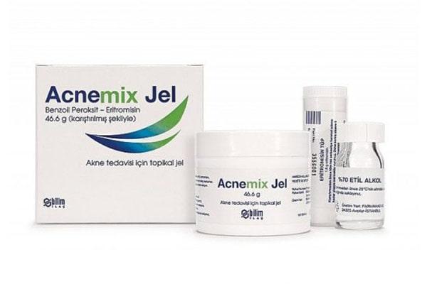 acnemix jel nasil kullanilir