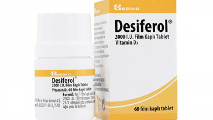 desiferol nasil kullanilir