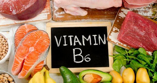 B6 Vitamini ne ise yarar